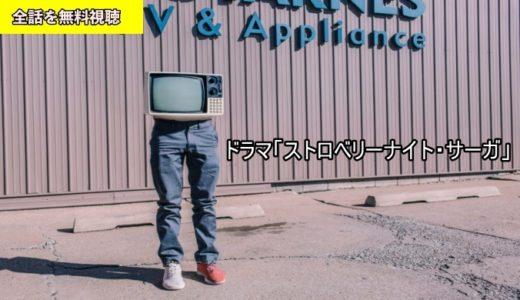 ドラマ ストロベリーナイトサーガ 1話~最終回の動画フル無料視聴!Pandora/Dailymotion動画配信・DVDレンタルサイト最新情報