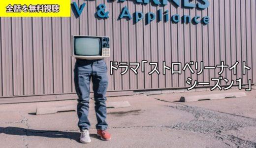 ドラマ ストロベリーナイトシーズン11話~最終回 動画フル無料視聴!Pandora/フリドラ/Dailymotion動画配信サイト最新情報